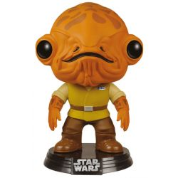 Figurine Star Wars Episode VII POP! Vinyl Bobble Head Admiral Ackbar 9 cm
