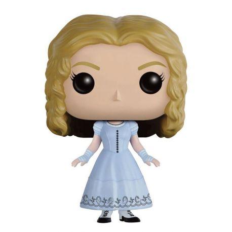 Figurine Alice au pays des merveilles POP! Disney Vinyl Alice 9 cm