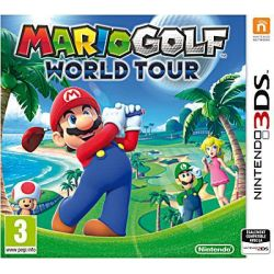 Mario Golf - World Tour [3ds]