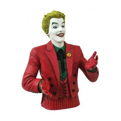 Figurine Batman 1966 tirelire The Joker 20 cm