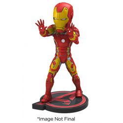 Figurine Avengers L`Ère d`Ultron Head Knocker Extreme Iron Man 18 cm