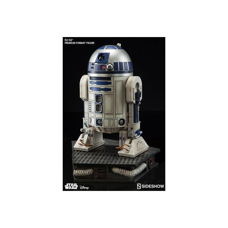 figurine star wars premium format r2 d2 30 cm. Black Bedroom Furniture Sets. Home Design Ideas