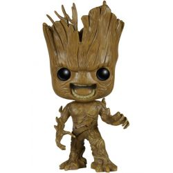 Figurine Les Gardiens de la Galaxie POP! Vinyl Bobble Head Angry Groot Exclusive 10 cm