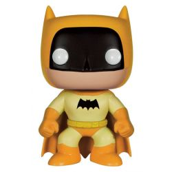 Figurine DC Comics POP! Heroes Vinyl Figurine Yellow Batman Limited 9 cm