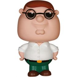 Figurine Family Guy POP! Television Vinyl Peter 9 cm