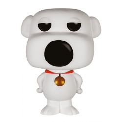 Figurine Family Guy Figurine POP! Television Vinyl Brian 9 cm