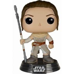 Figurine Star Wars Episode VII POP! Vinyl Bobble Head Rey 10 cm