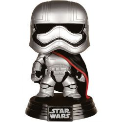 Figurine Star Wars Episode VII POP! Vinyl Bobble Head Captain Phasma 10 cm
