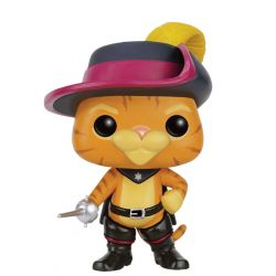 Figurine Shrek POP! Movies Vinyl Puss In Boots 9 cm