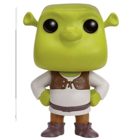 Figurine Shrek Figurine Pop Movies Vinyl Shrek 9 Cm