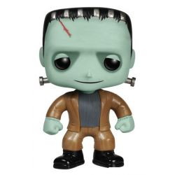 Figurine Les Monstres POP! Television Vinyl Herman Munster 9 cm