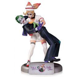 Figurine DC Comics Bombshells The Joker & Harley Quinn 25 cm
