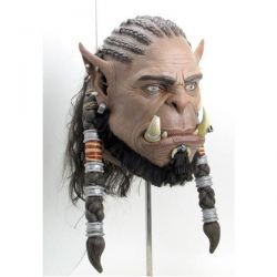 Masque Deluxe WARCRAFT Durotan