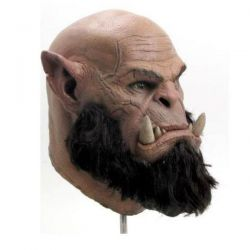 Masque Deluxe WARCRAFT Orgrim