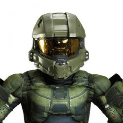 Master Chief Full Helmet Adult HALO
