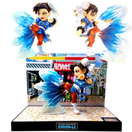 Figurine STREET FIGHTER - T.N.C.-03 Chun-Li