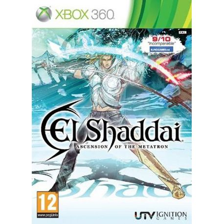 El Shaddai - Ascension of the Metatron [xbox360]