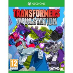 Transformers Devastation [XboxOne]