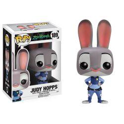 Figurine Zootopie POP! Disney Vinyl Judy Hopps 8 cm