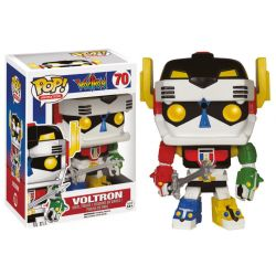 Figurine Voltron POP! Animation Vinyl Voltron 9 cm