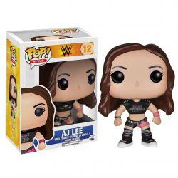 Figurine WWE Wrestling POP! Vinyl AJ Lee 10 cm