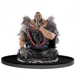 Figurine ONE PIECE SCultures Urouge Assis 10cm !