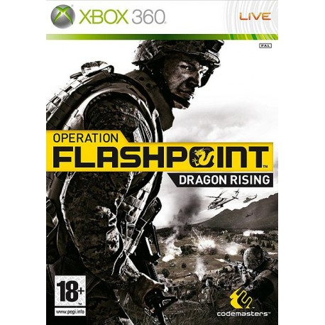 Operation Flashpoint Dragon Rising [XBOX 360]