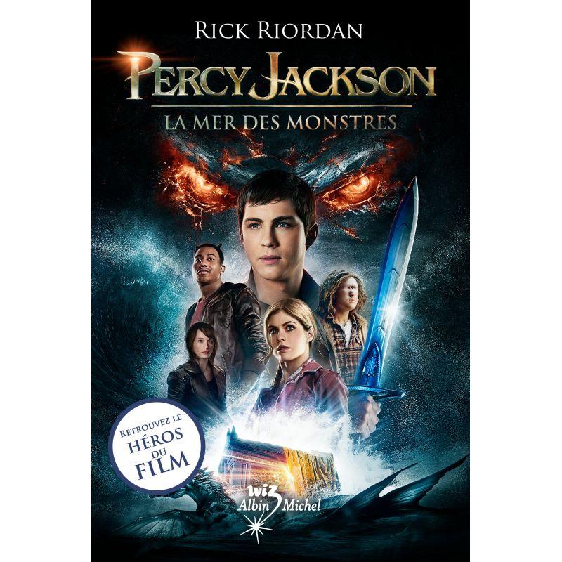 Percy Jackson- La mer des monstres - Dvfstore.com