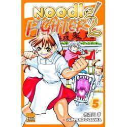 Noodle fighter - Tome 5 : Noodle fighter