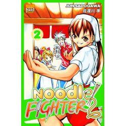 Noodle fighter - Tome 2 : Noodle fighter