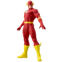 Figurine DC Comics PVC ARTFX 1/6 The Flash 30 cm