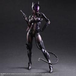 Figurine DC Comics Variant Play Arts Kai Catwoman by Tetsuya Nomura 27 cm