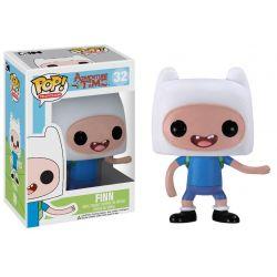Figurine Adventure Time POP! Vinyl Finn 10 cm Mini-figurines Marvel Comics