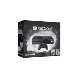 Console XBOX One 1To + Rise of the Tomb Raider