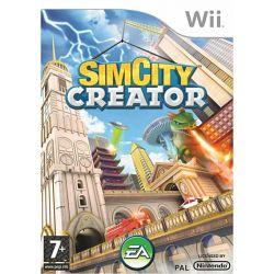 Sim City Creator [wii]