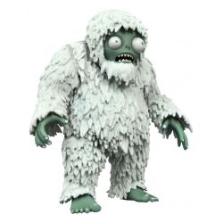 Figurine Plants vs. Zombies Garden Warfare Select Deluxe Yeti 20 cm