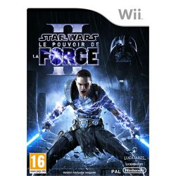 Star Wars Le Pouvoir de la Force 2 [wii]