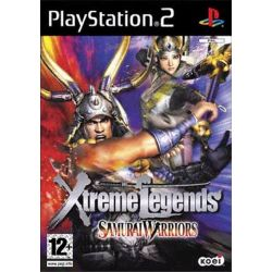 Samuraï Warriors - Xtreme Legends [ps2]