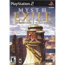 Myst III - Exile [ps2]