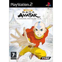 Avatar - Le Dernier Maître de l'Air [ps2]