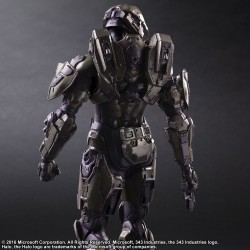 Figurine Halo 5 Guardians PLAY ARTS KAI - Master Chief