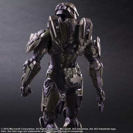 Figurine Halo 5 Guardians PLAY ARTS KAI - Master Chief