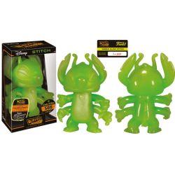 Figurine Lilo & Stitch Hikari Sofubi Green Glow Stitch 19 cm