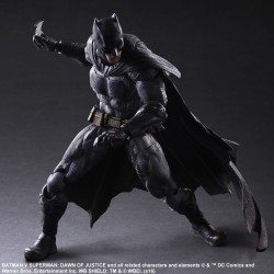 Figurine Batman v Superman: Dawn of Justice Play Arts Kai Batman