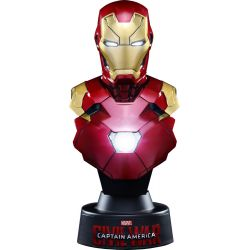 Buste Captain America Civil War 1/6 Iron Man Mark XLVI 11 cm