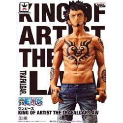 Figurine ONE PIECE Trafalgar Law King Of Artist 26 cm
