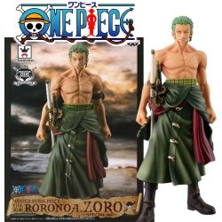 Figurine ONE PIECE The Rorona ZORO Master Stars OP