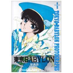Tokyo Babylon Photographs - Clamp Artbook