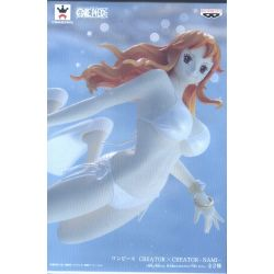 Figurine ONE PIECE CreatorXCreator Nami