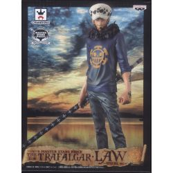 Figurine ONE PIECE Trafalgar Law Master Stars Piece